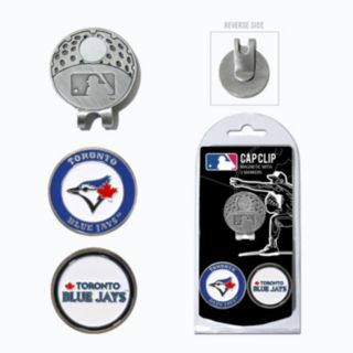 Team Golf Toronto Blue Jays Cap Clip & Magnetic Ball Markers