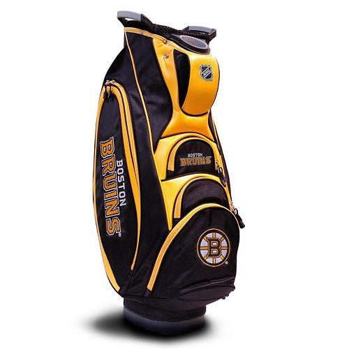 Team Golf Boston Bruins Victory Cart Bag