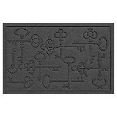 WaterGuard Keys to the City Indoor Outdoor Mat - 24'' x 36''