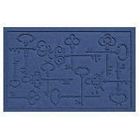 WaterGuard Keys to the City Indoor Outdoor Mat - 24'' x 36''