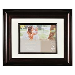 8' x 10' Matted Scoop Frame
