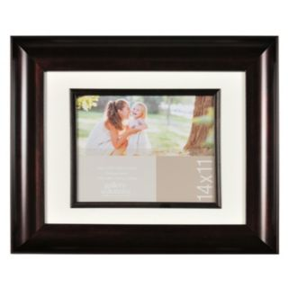"8"" x 10"" Matted Scoop Frame"