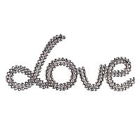 Embellished Love Wall Decor