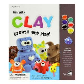 SpiceBox Fun with Clay Set