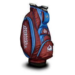 Team Golf Colorado Avalanche Victory Cart Bag