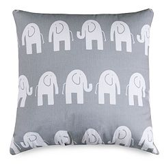 Majestic Home Goods Ellie Large Decorative Pillow