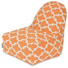 Majestic Home Goods Trellis Indoor Outdoor Kick-It Chair