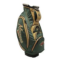 Team Golf Minnesota Wild Victory Cart Bag