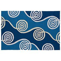 Kaleen Home & Porch Whirlwind Indoor Outdoor Rug