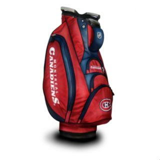 Team Golf Montreal Canadiens Victory Cart Bag