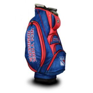 Team Golf New York Rangers Victory Cart Bag