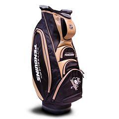 Team Golf Pittsburgh Penguins Victory Cart Bag