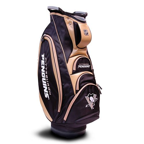 Team Golf Pittsburgh Penguins Victory Cart Bag