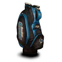Team Golf San Jose Sharks Victory Cart Bag