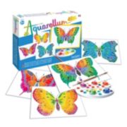 Aquarellum Junior Butterfly Paint Set by SentoSphere USA