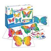 Aquarellum Junior Butterfly Paint Set by SentoSphere USA