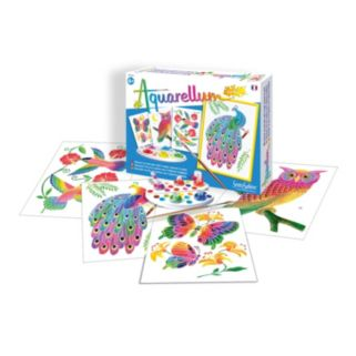 Aquarellum Junior In The Park Paint Set by SentoSphere USA