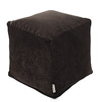 Majestic Home Goods Villa Cube Small Ottoman