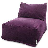 Majestic Home Goods Villa Bean Bag Chair Lounger