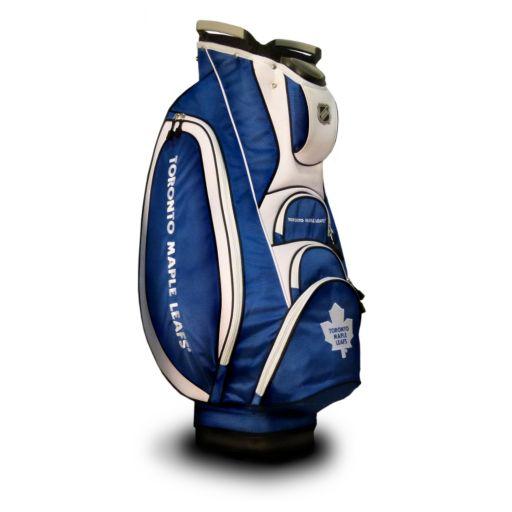 Team Golf Toronto Maple Leafs Victory Cart Bag