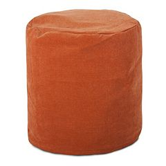 Majestic Home Goods Villa Small Pouf Ottoman