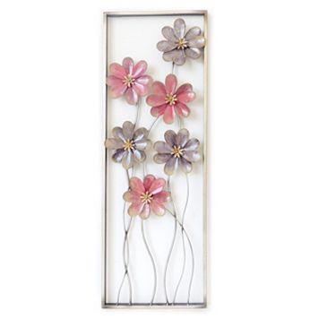 Flower Stem Wall Art