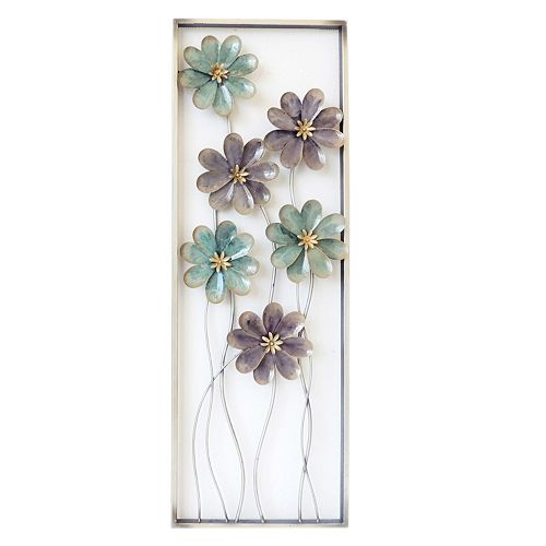 Flower Stem II Wall Art