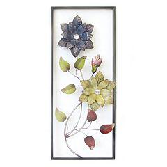 Flowers II Wall Art