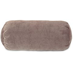 Majestic Home Goods Villa Round Bolster Pillow