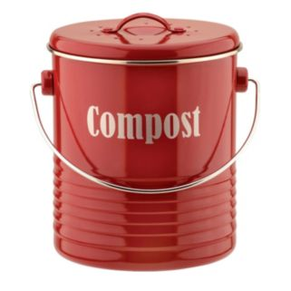 Typhoon Vintage Kitchen 3-qt. Compost Caddy