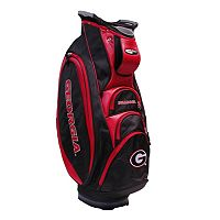 Team Golf Georgia Bulldogs Victory Cart Bag