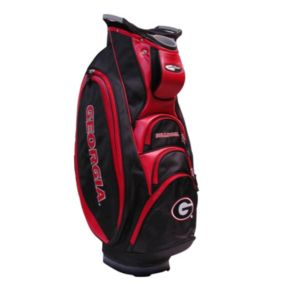 Team Golf Georgia Bulldogs Victory Cart Bag