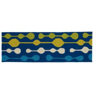 Kaleen Home and Porch Party Lights Indoor Outdoor Rug