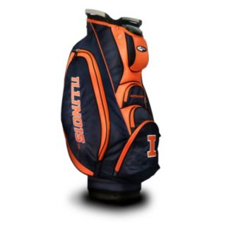 Team Golf Illinois Fighting Illini Victory Cart Bag