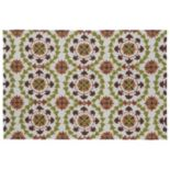 Kaleen Home & Porch Suzani Indoor Outdoor Rug