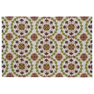 Kaleen Home and Porch Suzani Indoor Outdoor Rug