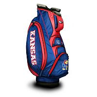 Team Golf Kansas Jayhawks Victory Cart Bag