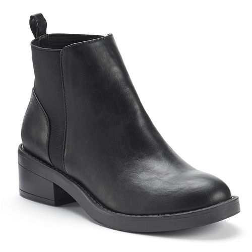 Candie's® Women's Slip-On Ankle Boots