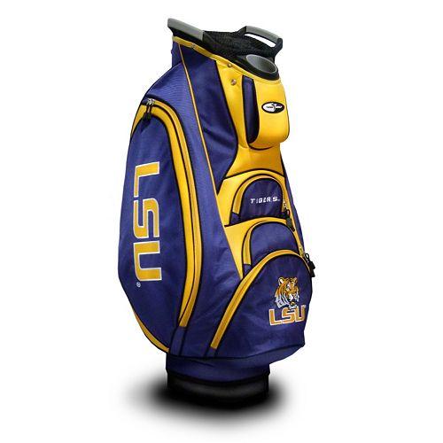 Team Golf LSU Tigers Victory Cart Bag