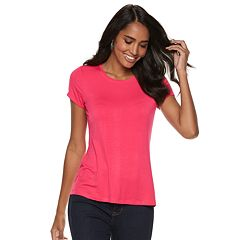 Women's Apt. 9® Essential Crewneck Tee