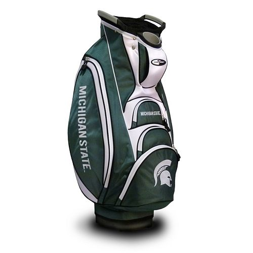 Team Golf Michigan State Spartans Victory Cart Bag