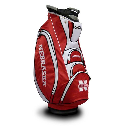 Team Golf Nebraska Cornhuskers Victory Cart Bag