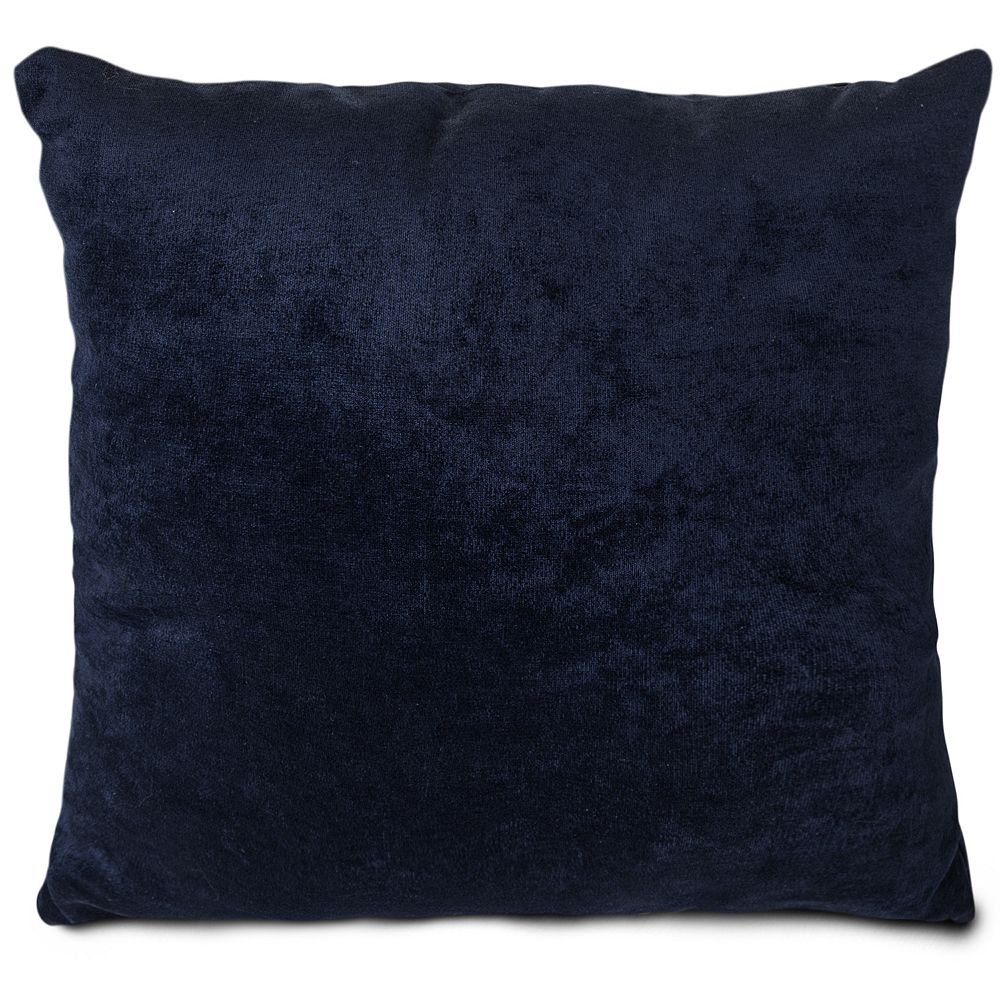 Majestic Home Goods Villa Solid Throw Pillow
