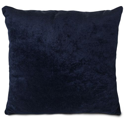 Throw Pillow Home Goods : Majestic Home Goods Villa Solid Throw Pillow