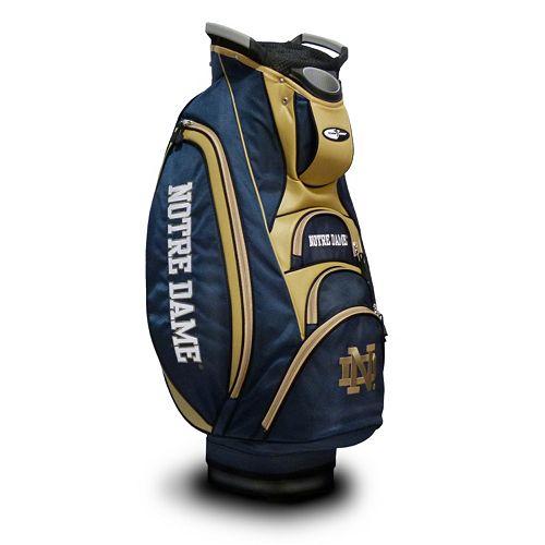 Team Golf Notre Dame Fighting Irish Victory Cart Bag