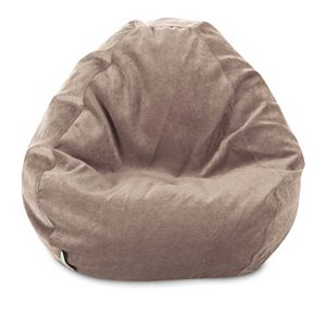 Majestic Home Goods Villa Classic Small Bean Bag