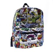 Marvel Comic Backpack - Kids