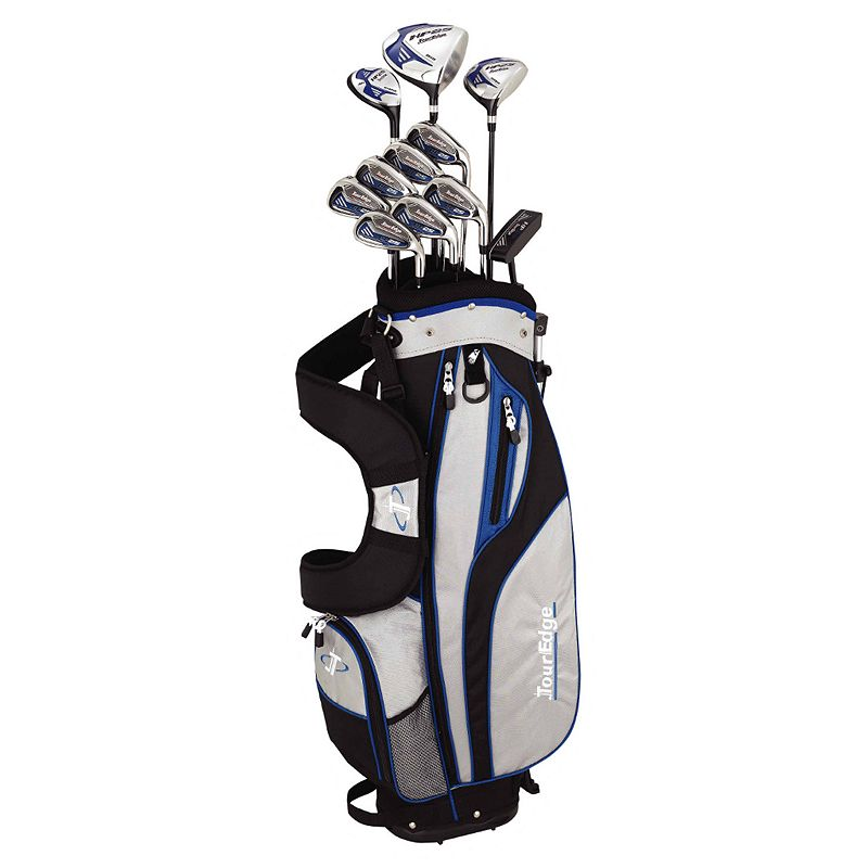 Tour Edge HP25 Junior's Right-Hand Golf Starter Set - Youth, Black