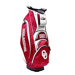 Team Golf Oklahoma Sooners Victory Cart Bag
