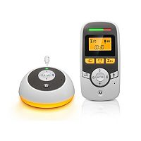 Motorola MBP161 Timer Digital Audio Baby Monitor